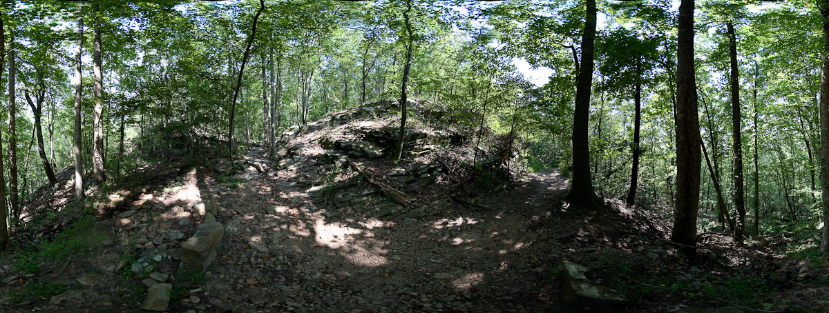 Blood Rock Pano